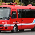 静岡市消防局 指揮支援車