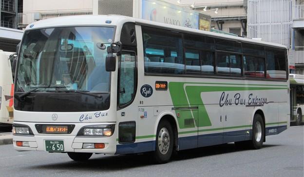 中国バス 昼行高速バス(ハイデッカー)