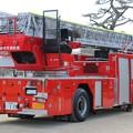 Photos: 兵庫県伊丹市消防局 40m級梯子車(後部)