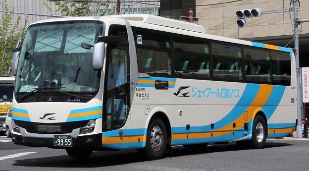 JR四国バス 昼行高速バス(ハイデッカー)