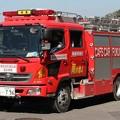 福井県南越消防組合 水槽付ポンプ車             (水I-A型、オールシャッター仕様、CAFS付)