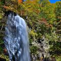 写真: 小野川不動滝