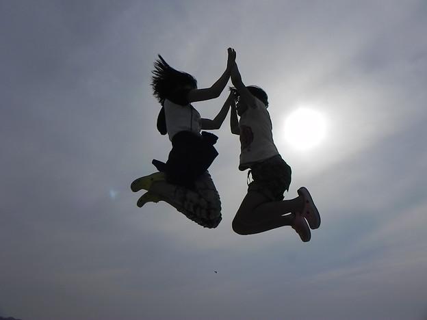 写真: 躍動!!