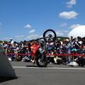 Photos: トライアルバイクショー