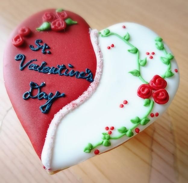 もうすぐバレンタイン