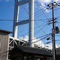 写真: 橋の見える風景