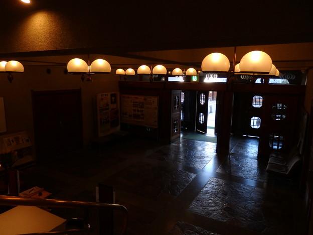 公民館入り口