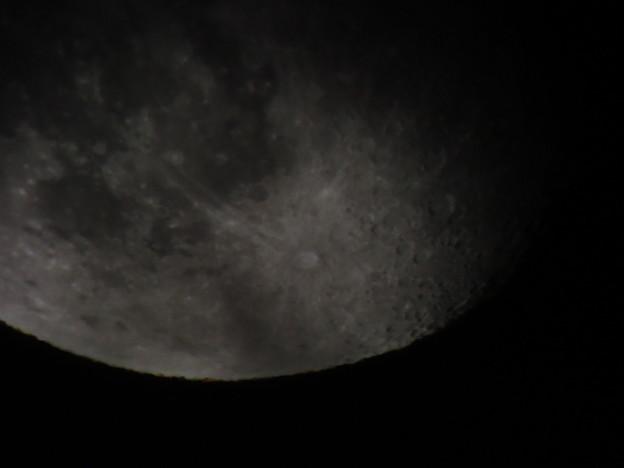 写真: 宇宙船から撮りました!2