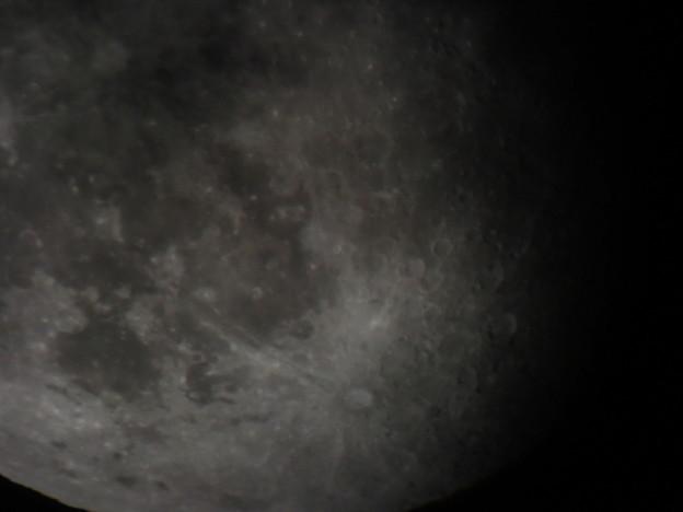 写真: 宇宙船から撮りました!3