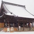 Photos: 雪の西大寺観音院2