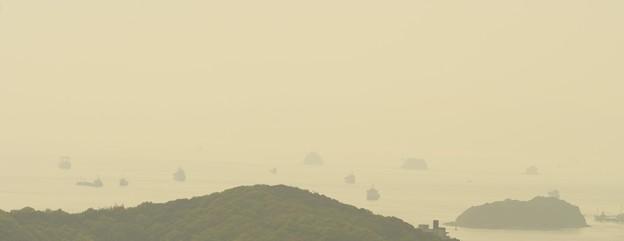 Photos: 島たちと船たちと