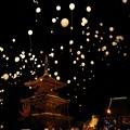 Photos: 願いを乗せた風船