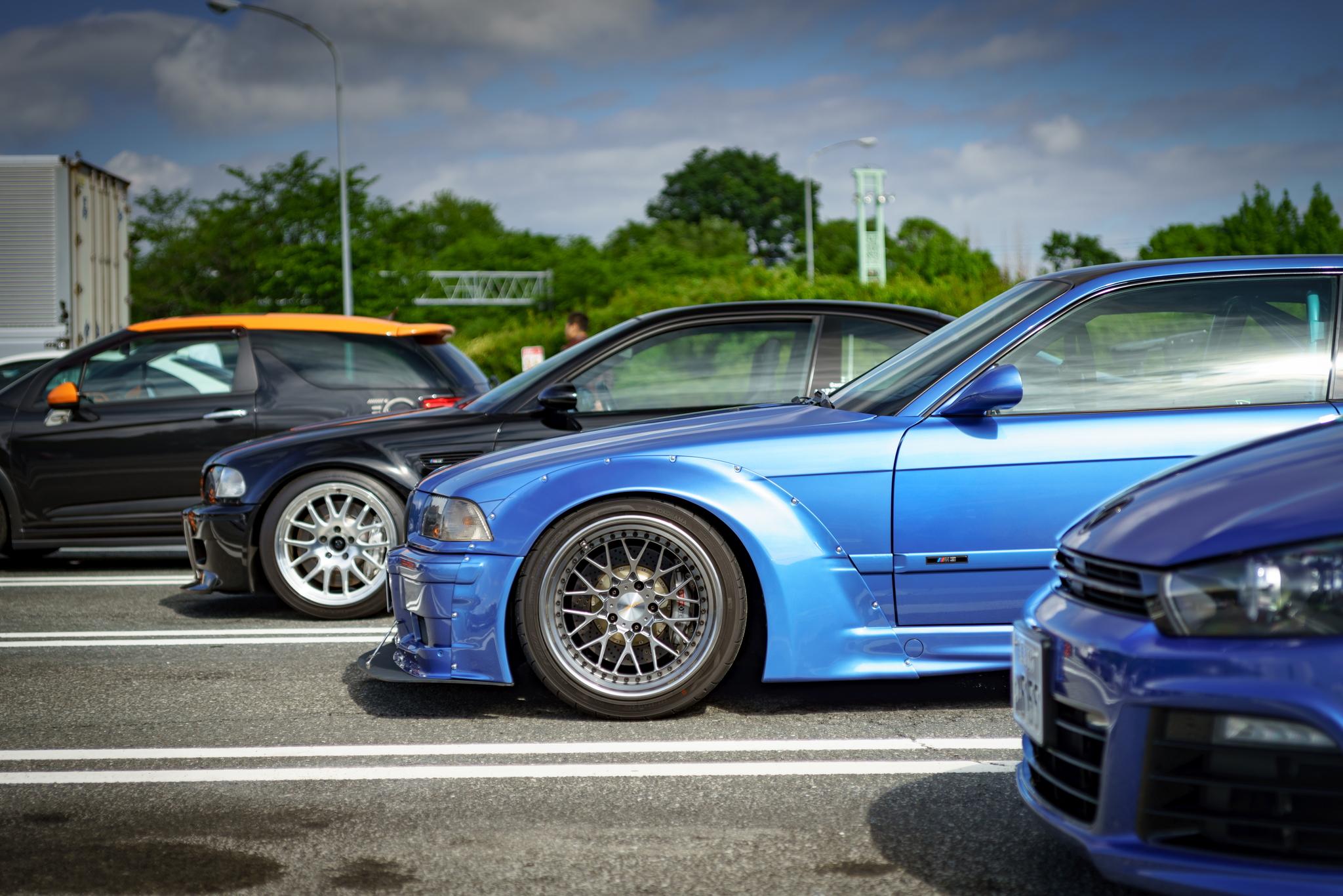 BMW E36 M3 WIDE STOPTECH