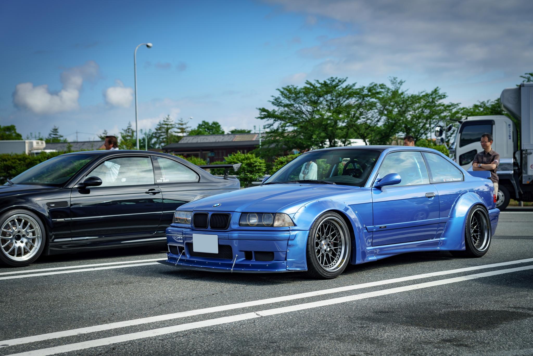 BMW E36 M3 WIDE