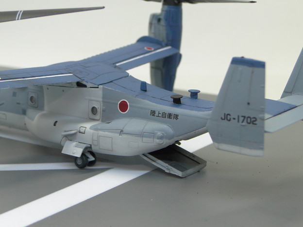 MV-22  陸上自衛隊 JGSDF (3)