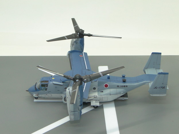 MV-22  陸上自衛隊 JGSDF (6)
