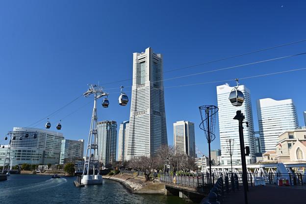 Photos: YOKOHAMA AIR CABIN開業までもう少し