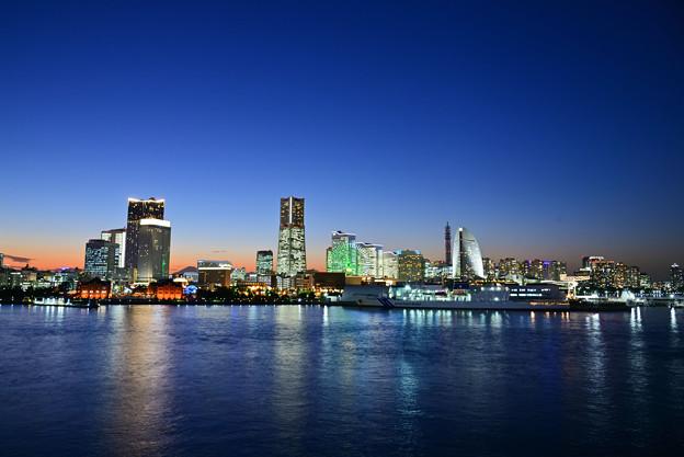 Photos: 横浜たそがれ