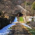 Photos: 180129_21_参道の様子・S18200(西方寺)