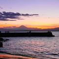 Photos: rs-180817_55_マジックアワー・S18200・α60(江の島) (17)