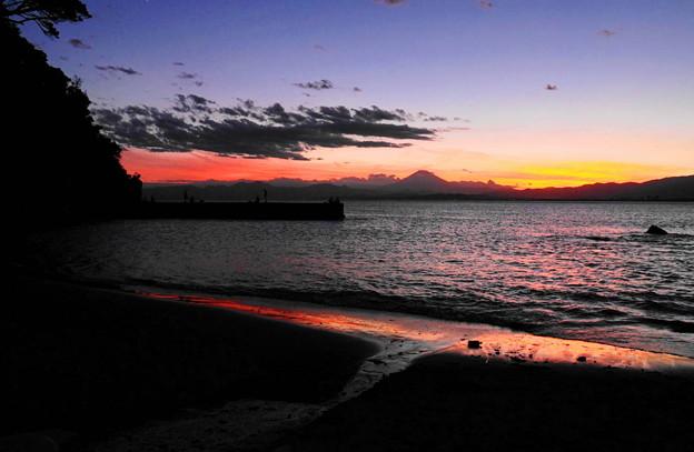 Photos: rs-180817_55_マジックアワー・S18200・α60(江の島) (44)