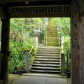 180911_83_三門からの階段・S1650・α60(杉本寺)