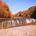 181111_F09_メインの滝をスローで・S18200・α60(吹き割の滝) (5)
