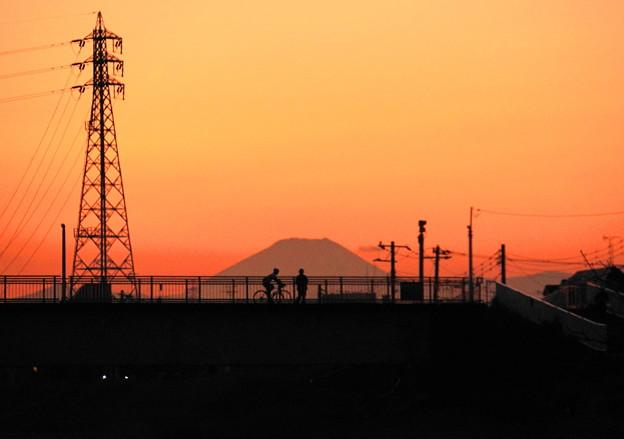 190105_T52_富士山を背景に・S18200(鶴見川) (15)