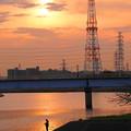 181220_71_夕景・S18200・α60(鶴見川) (30)