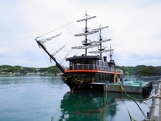 190429_36K_黒船の遊覧船・S1018(下田) (3)