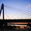 Photos: 200207_71Y_夕景・RX10M3(六郷川) (85)