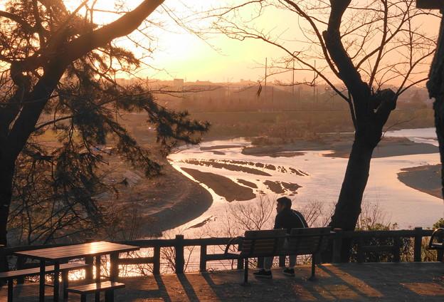 200223_51Y_公園からの夕景・RX10M3(多摩川台公園) (47)