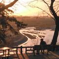 Photos: 200223_51Y_公園からの夕景・RX10M3(多摩川台公園) (47)