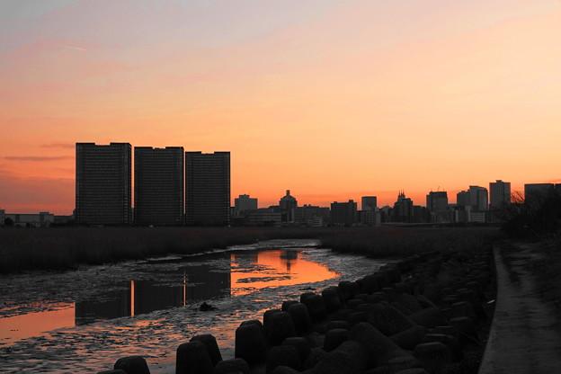 200303_30Y_夕景です・RX10M3(多摩川) (6)
