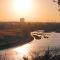 Photos: 200223_51Y_公園からの夕景・RX10M3(多摩川台公園) (15)