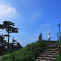 Photos: 200809_13R_リュウ君・千本松公園で・RX10M3(沼津港) (22)