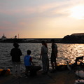 Photos: 200809_33S_シルエット・RX10M3(沼津港) (38)