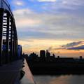 Photos: 200904_60Y_夕闇の丸子橋・RX10M3(多摩川) (25)