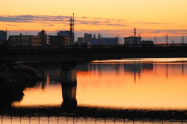 201105_04H_日の出前・RX10M3(鶴見川) (91)