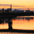 Photos: 201105_04H_日の出前・RX10M3(鶴見川) (91)