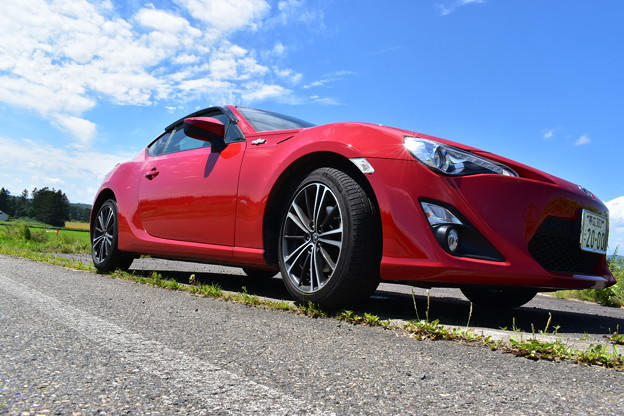 Drive time (Toyota 86)