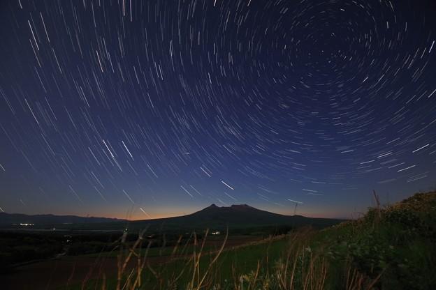 Photos: 駒ヶ岳 星景
