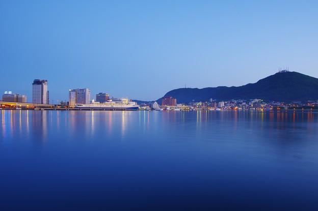 Photos: 函館港夕景