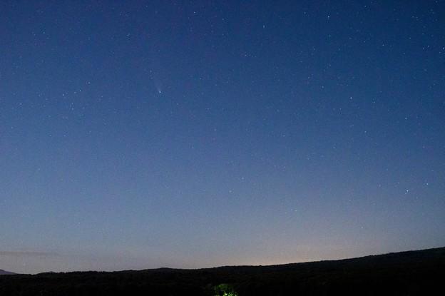 ネオワイズ彗星