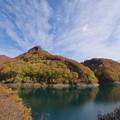 彩のなかの湖