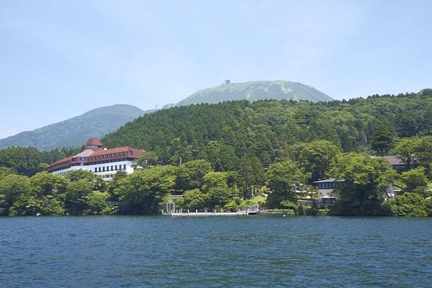 小田急 山のホテル外観