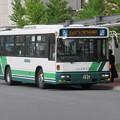 道北バス 日産ディーゼルスペースランナー 旭川200か1027