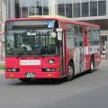 Photos: 旭川電気軌道 三菱ふそうエアロスター 旭川230あ6003