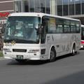 Photos: 旭川電気軌道 三菱ふそうエアロバス 旭川230あ7731