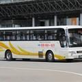 加越能バス 三菱ふそうエアロバス 富山230あ・105